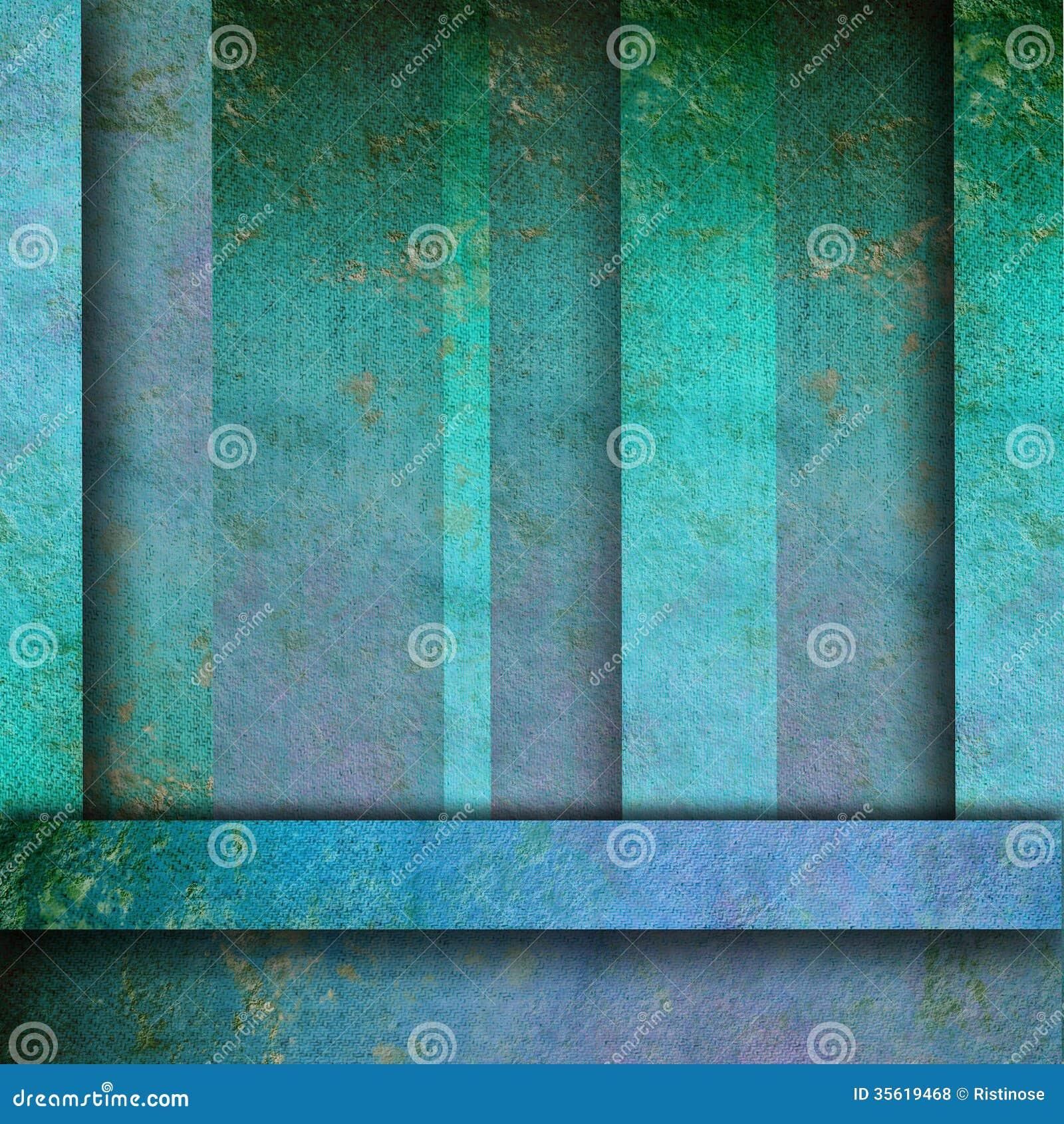 Blue lines grunge background