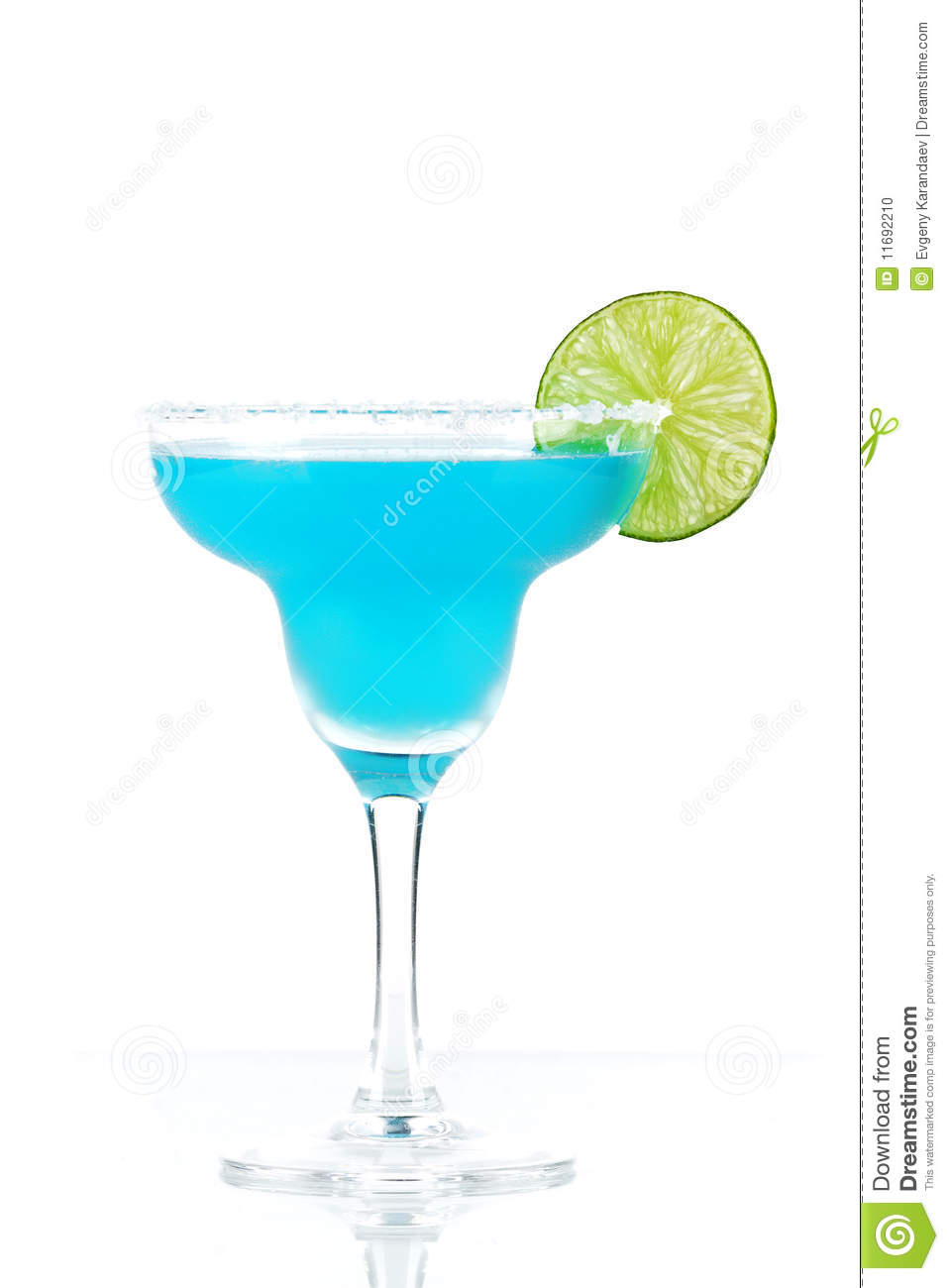 how to make blue lagoon margarita