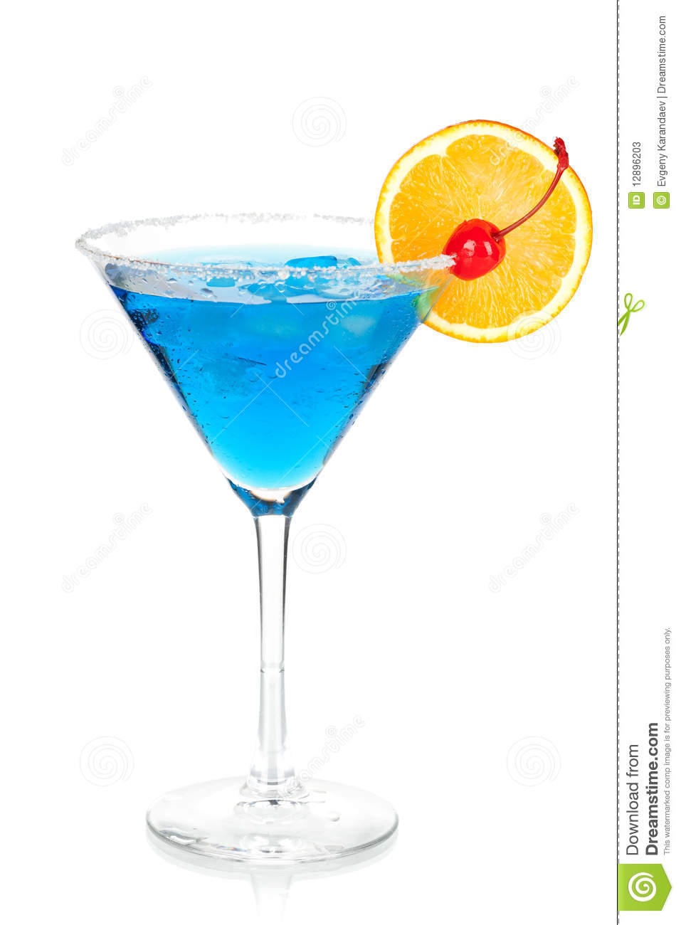 Blue martini with orange stock photos image 12896203 for Orange and blue cocktails