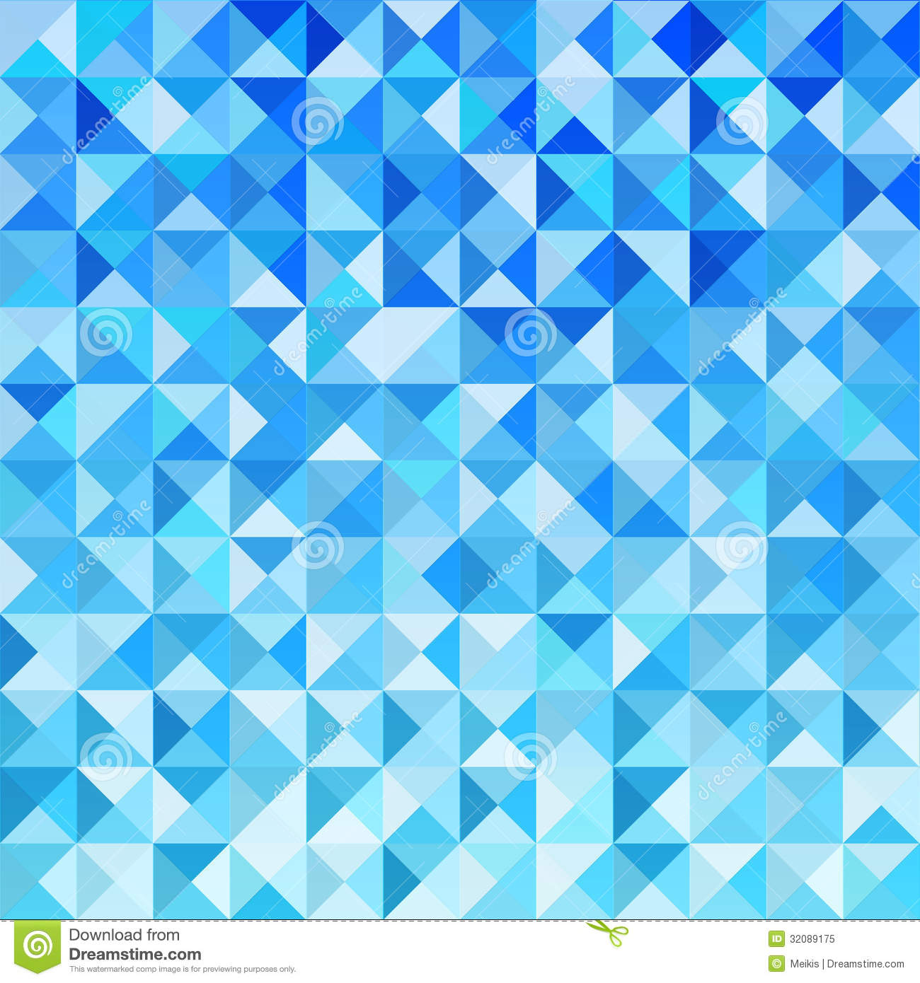blue mosaic background stock vector illustration of pixelated 32089175 dreamstime com