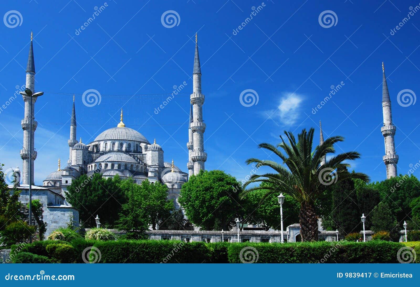 Blue Mosque (Camii) Istanbul
