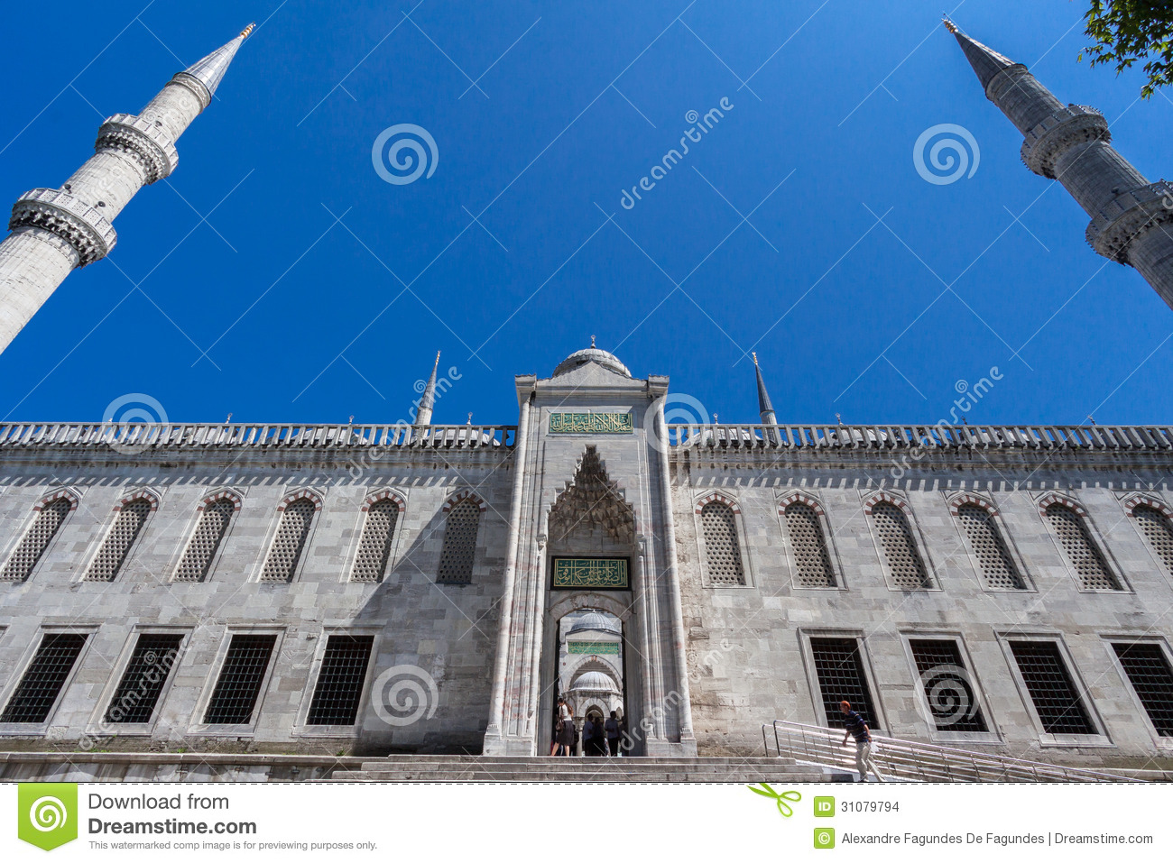 Blue mosque istanbul turkey stock images image 31079794 for Blue istanbul hotel taksim