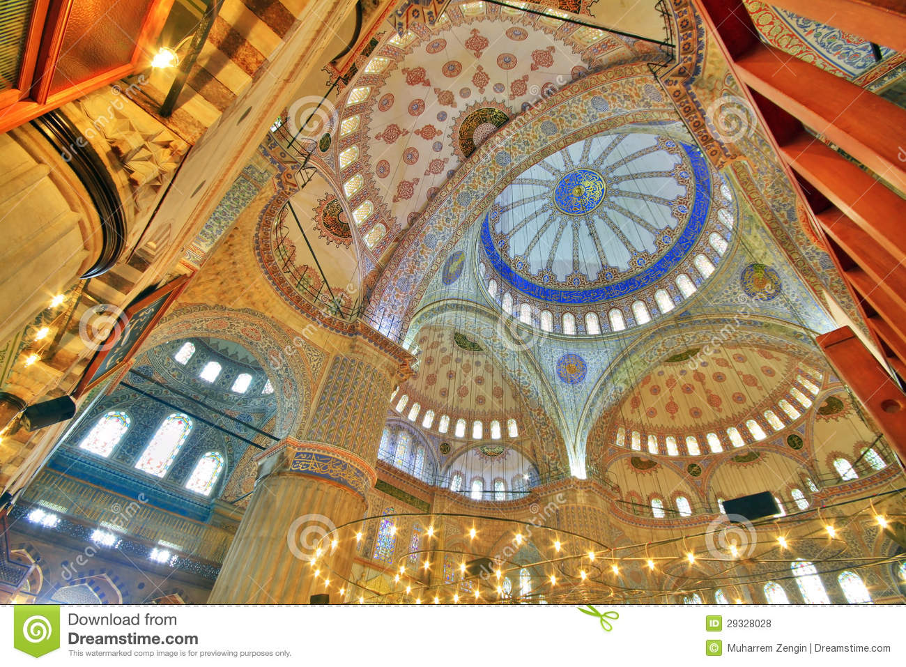 Blue Mosque (Sultanahmet)