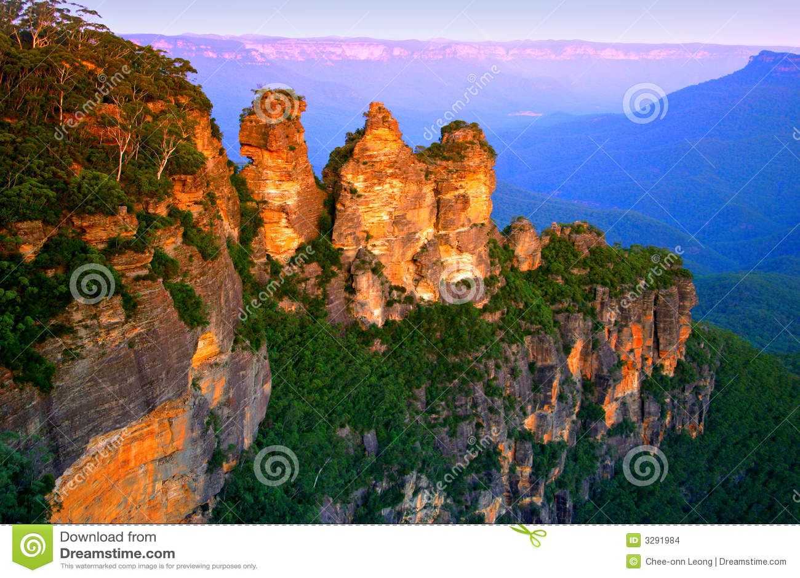 Blue Mountain, NSW, Australia