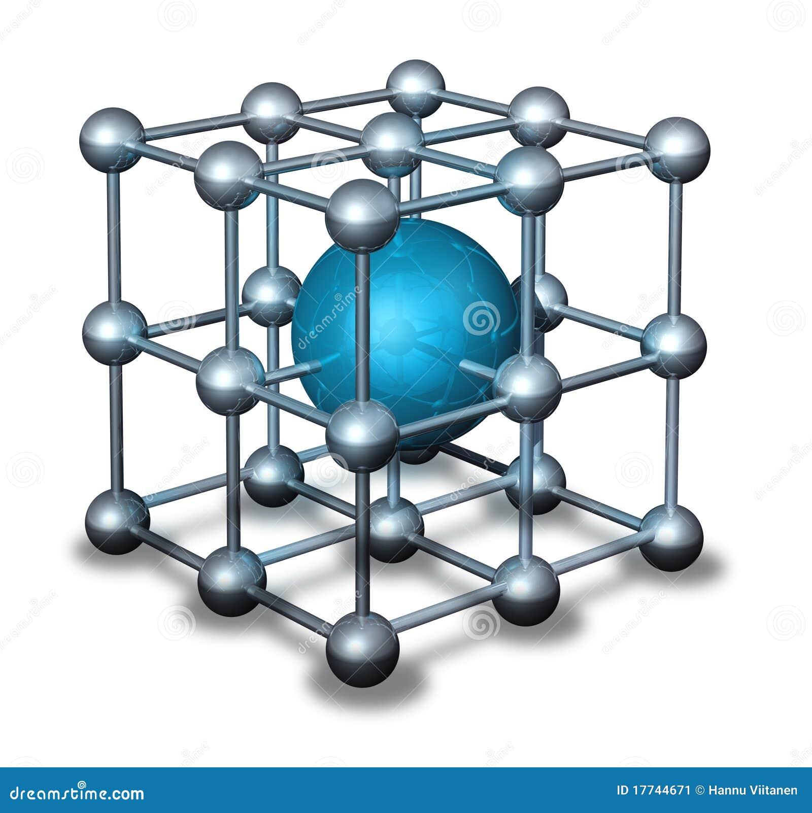 atom blue