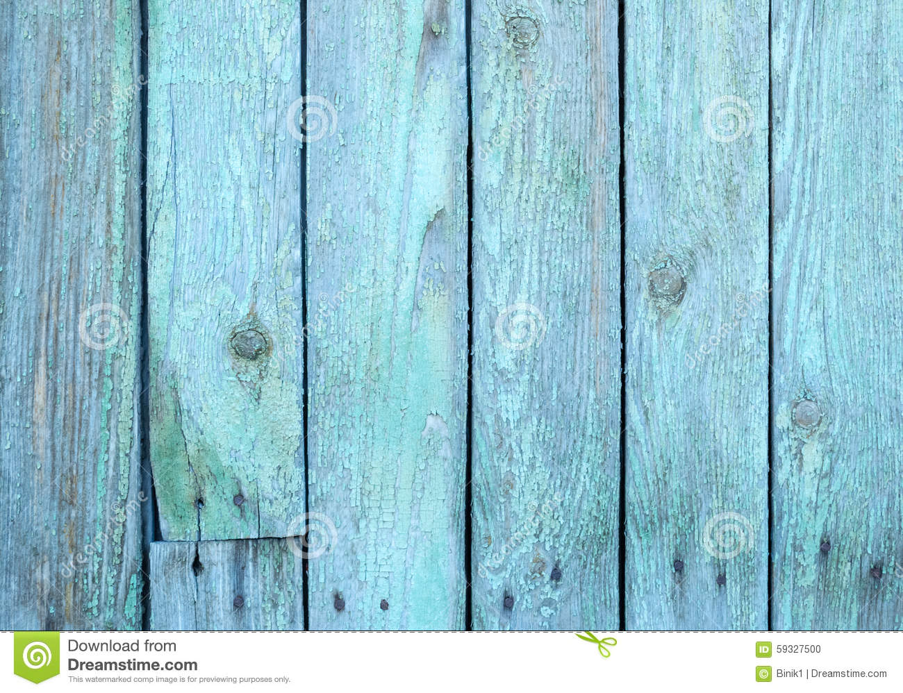 Blue Old Wood Texture Stock Photo - Image: 59327500