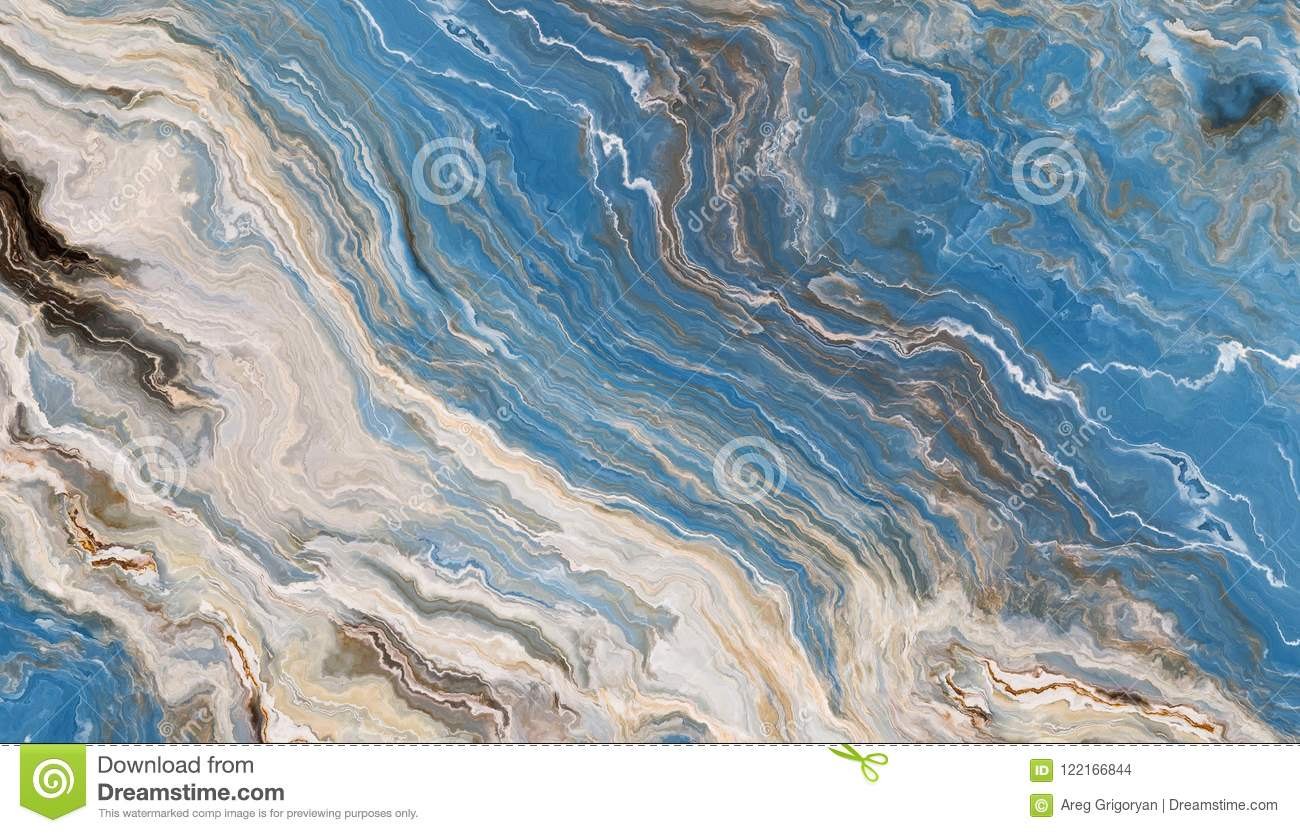 Blue onyx marble texture stock photo. Image of facade - 122166844