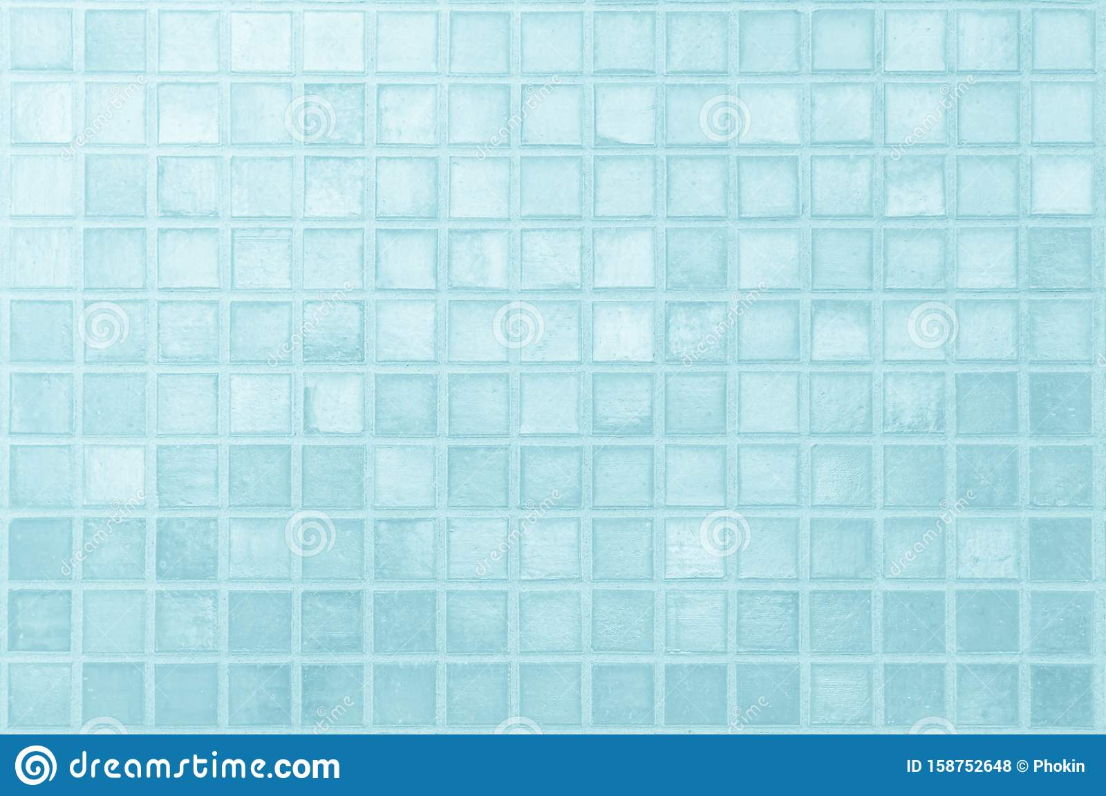 Blue Pastel Ceramic Wall And Floor Tiles Abstract ...
