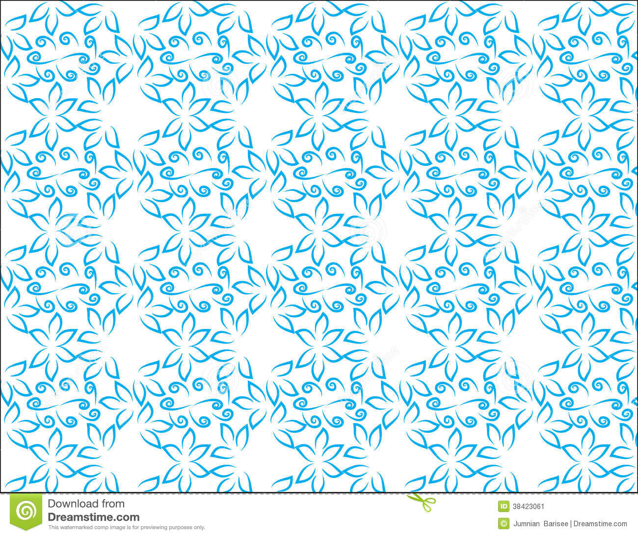 Blue patterns backgrounds