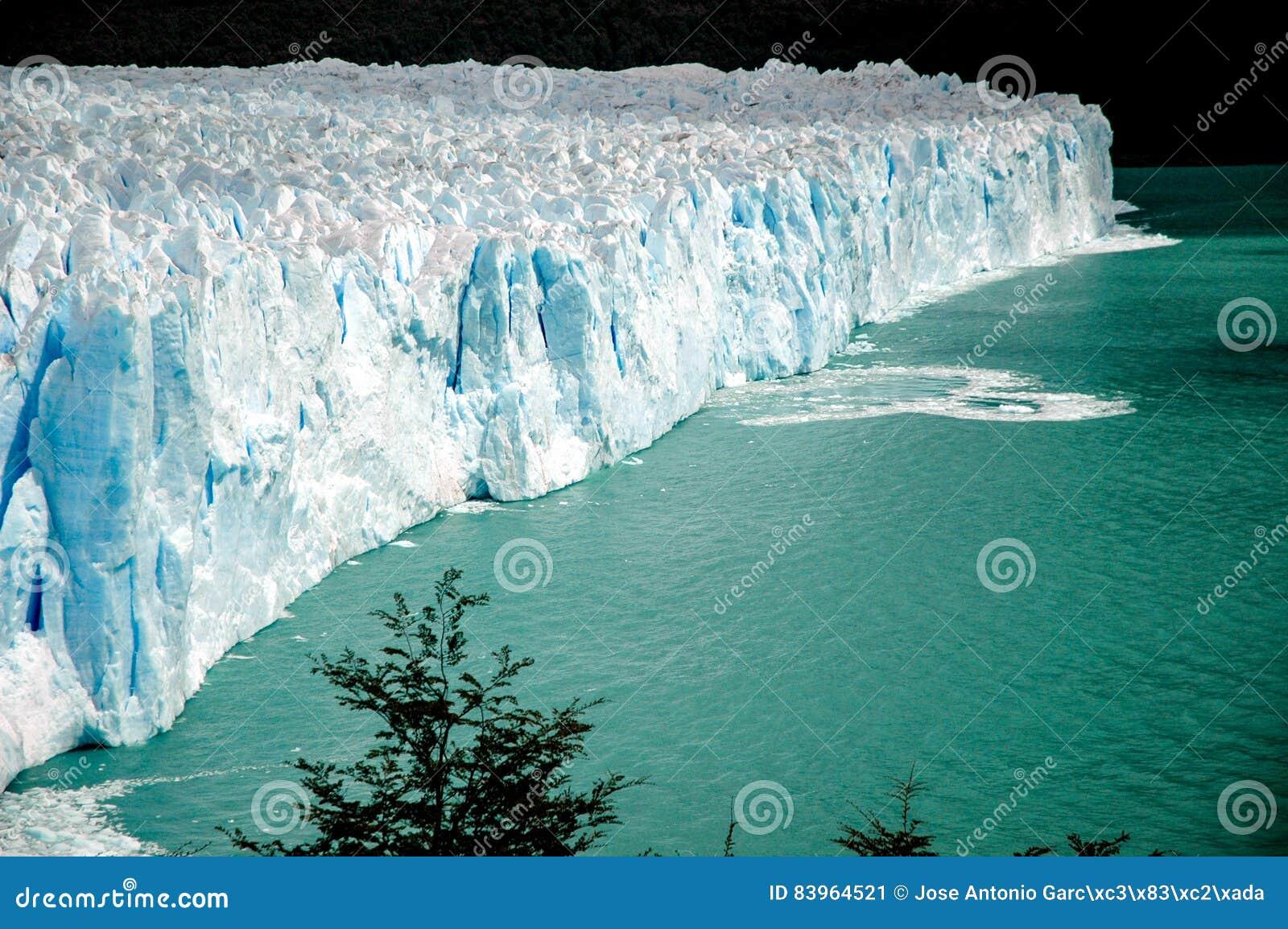 Blue Perito Moreno