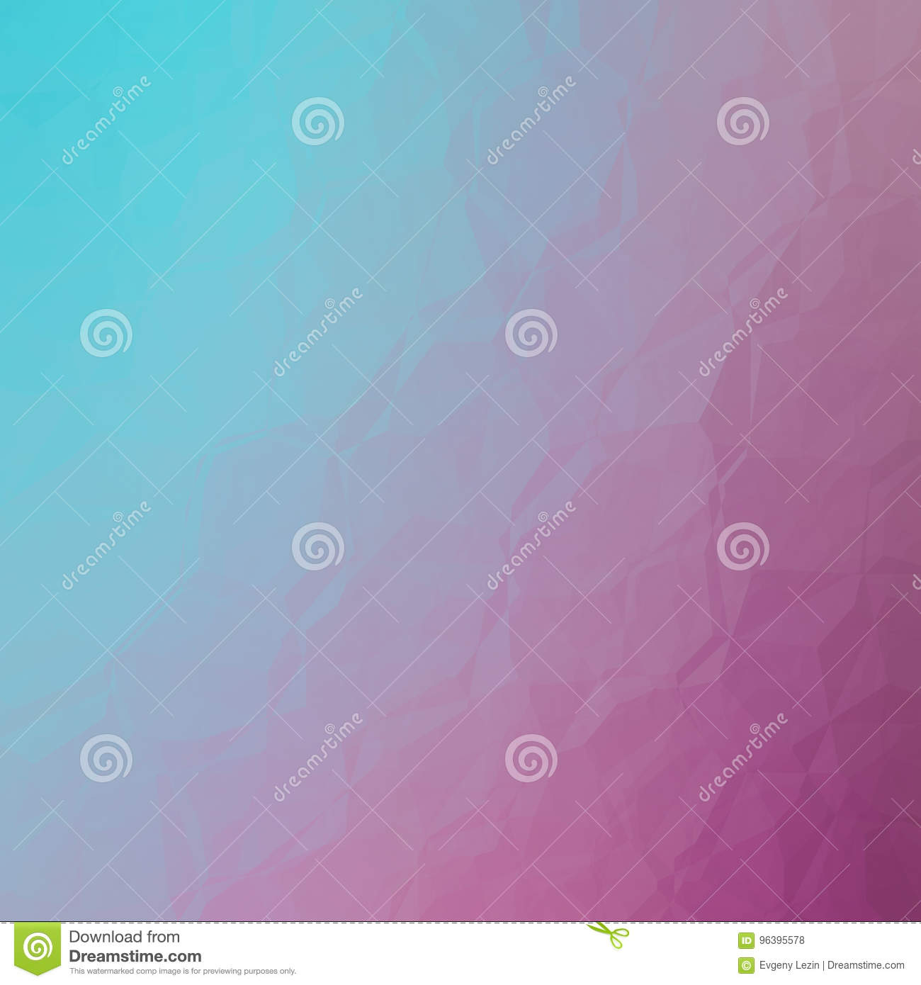 blue pink abstract geometrical background design graphic stock