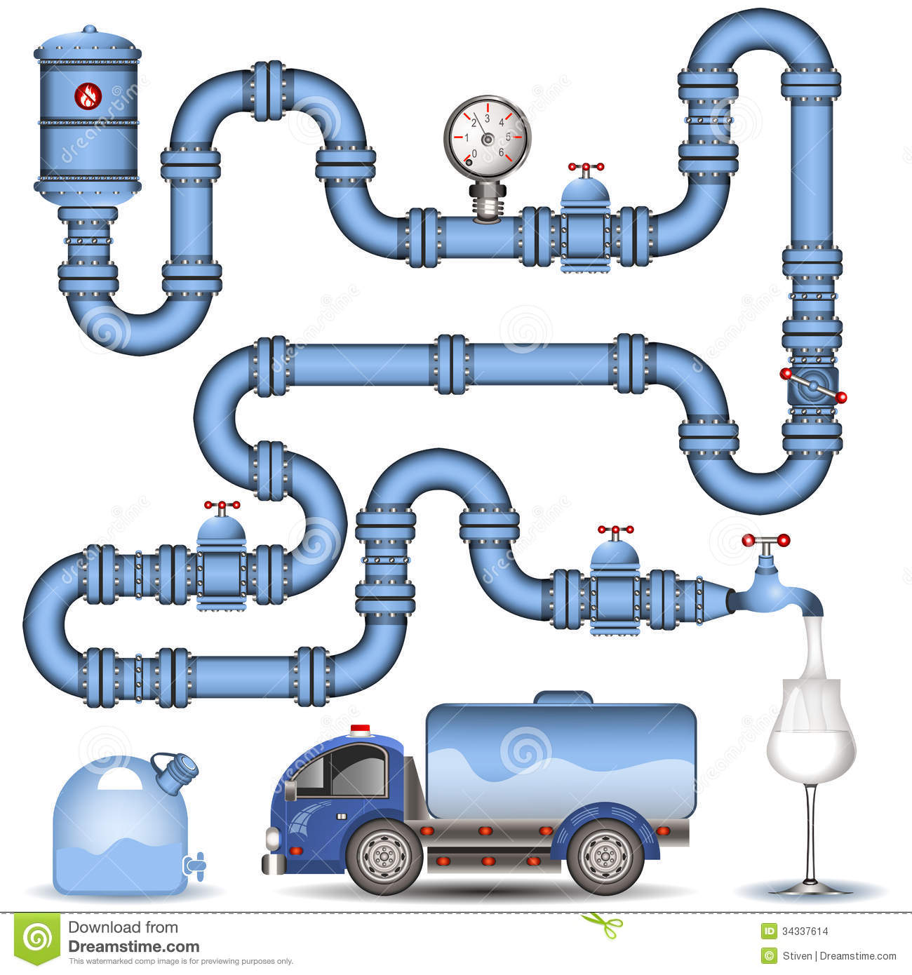 Gas Pipeline Clip Art - Bing images