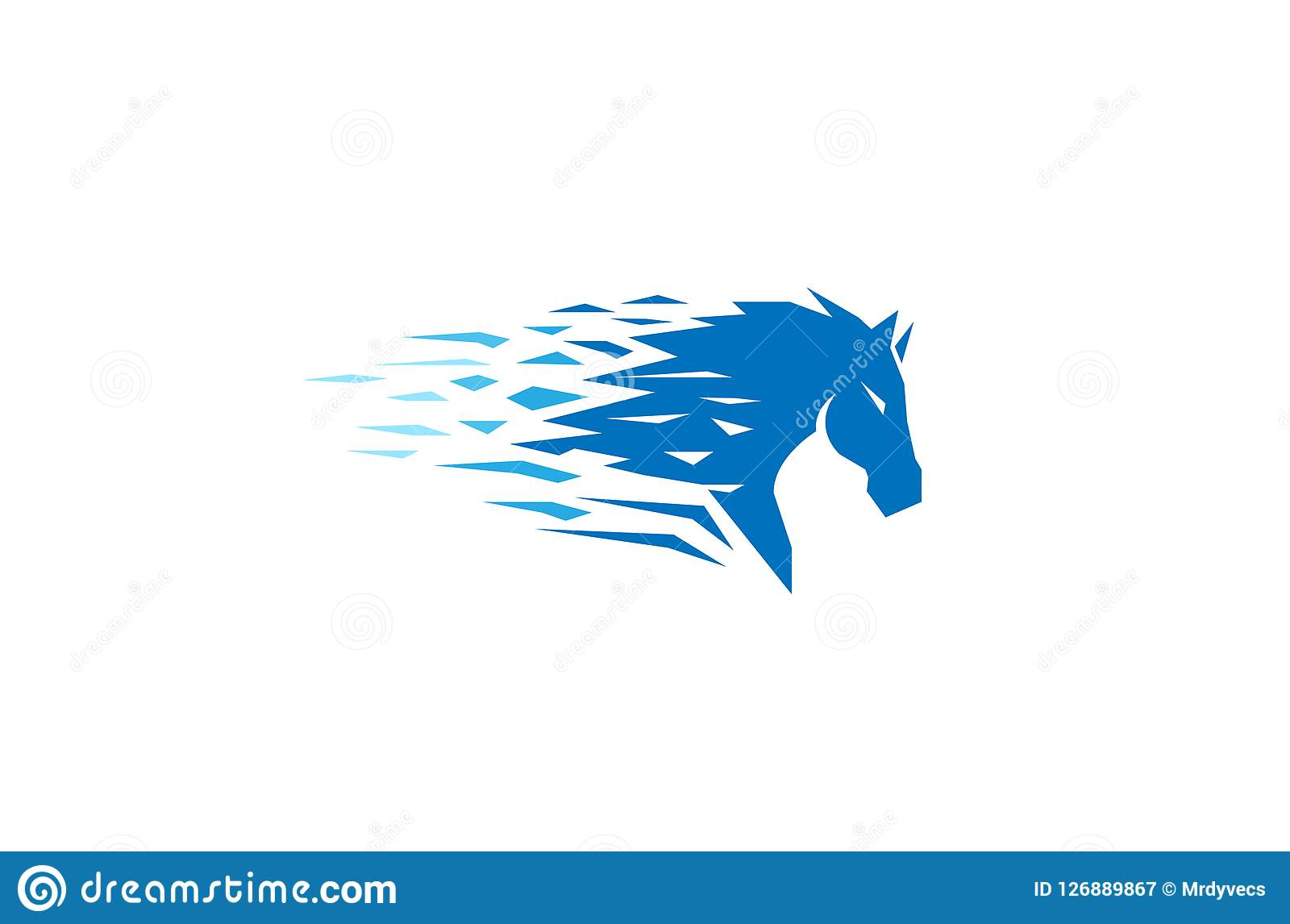 Abstract Horse Logo Stock Illustrations 7 246 Abstract Horse Logo Stock Illustrations Vectors Clipart Dreamstime