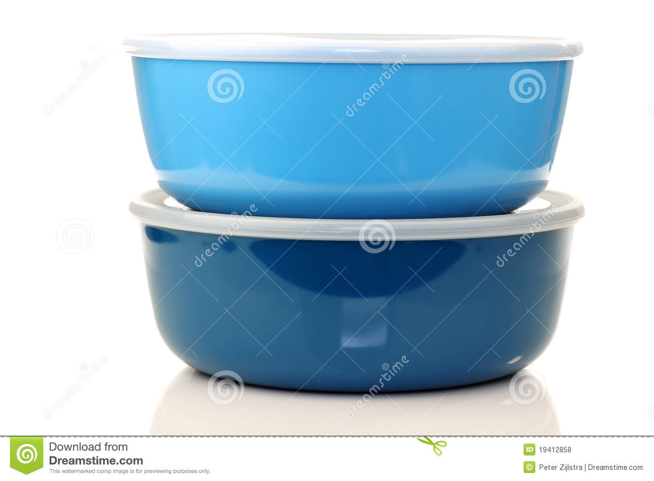 Greasy Plastic Food Container