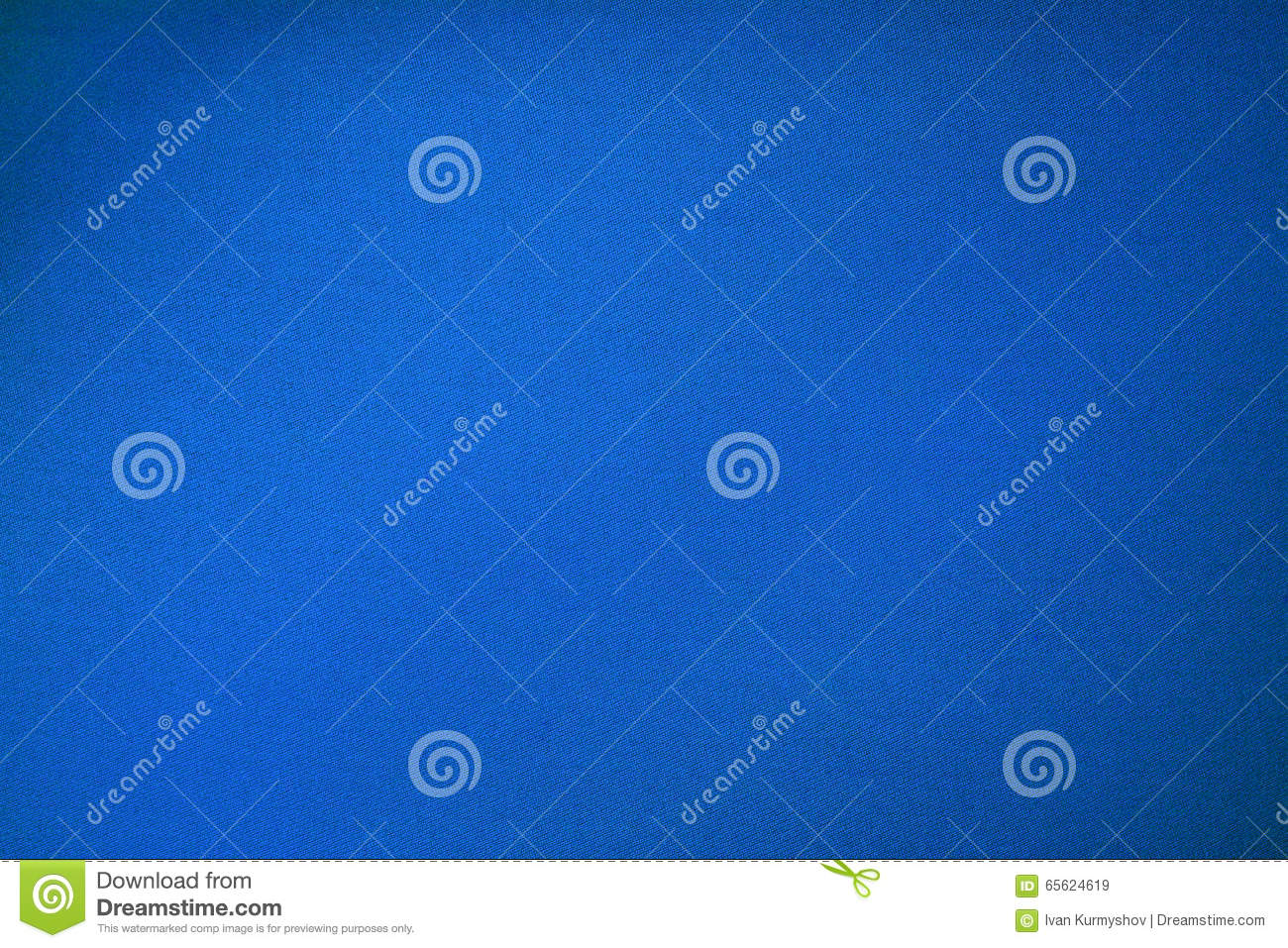 Blue Pool Billiards Cloth Color Texture Close Up Stock