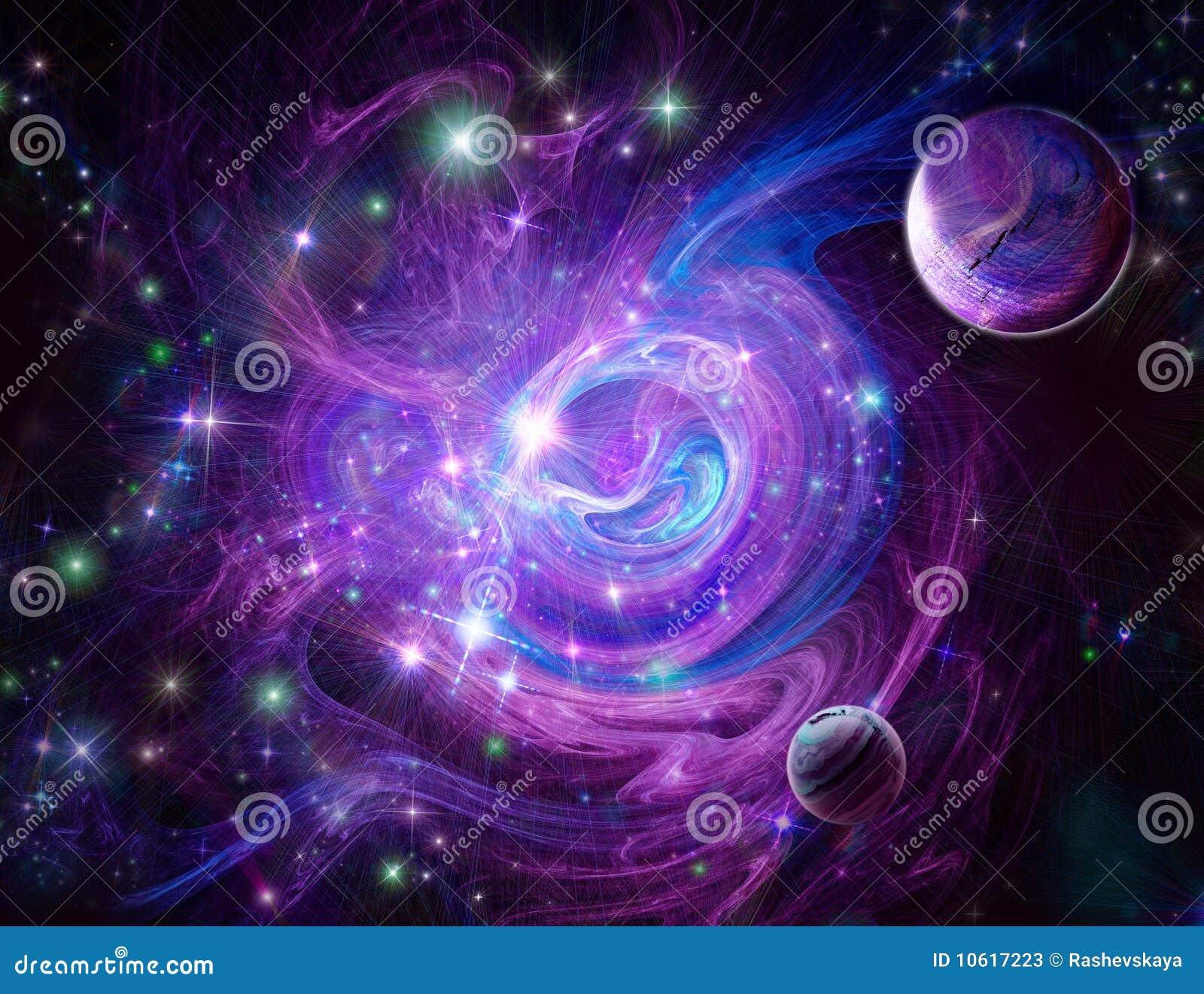 purple pink nebula - photo #32