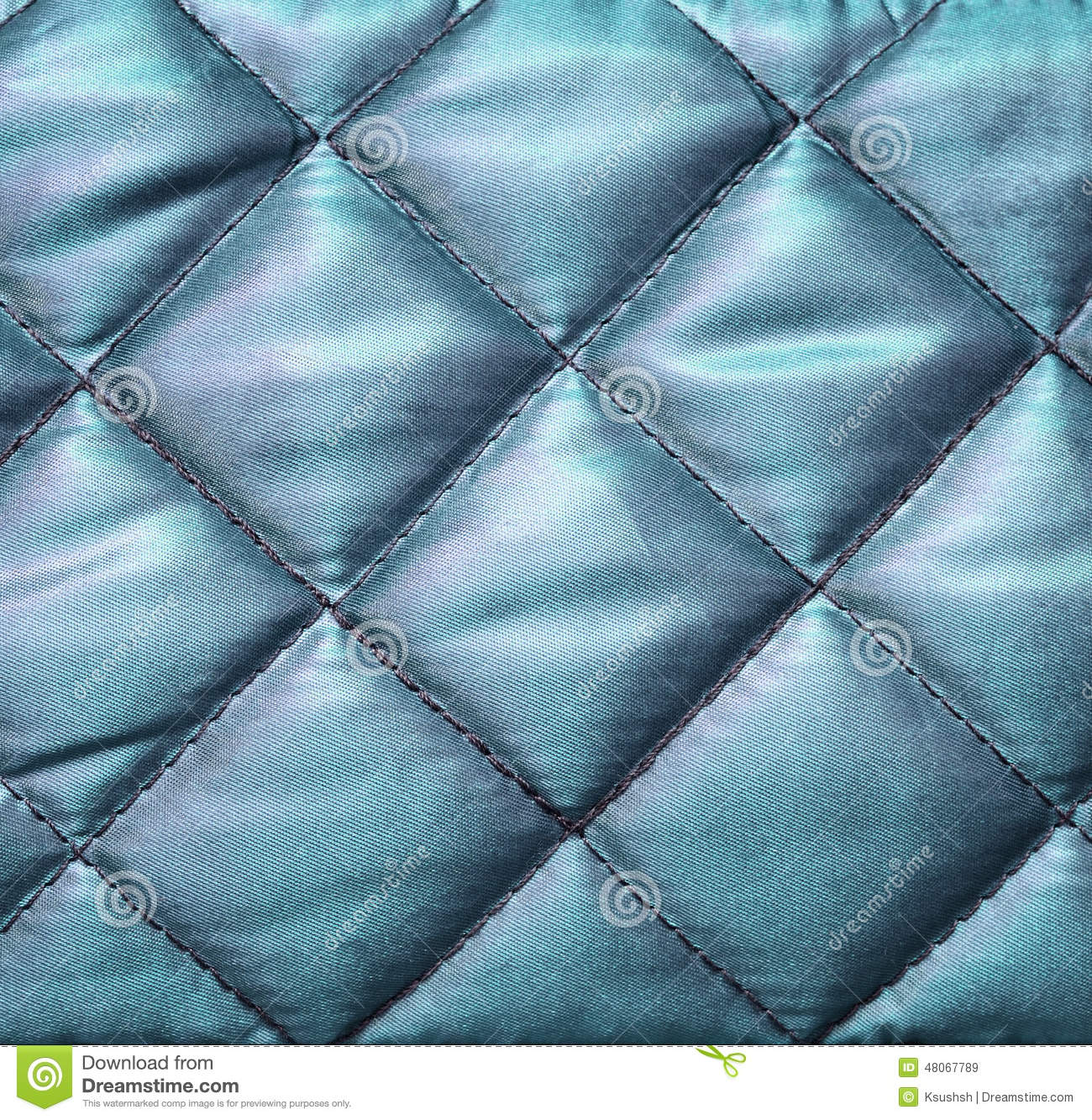 Blue quilted fabric stock image. Image of horizontal - 48067789 : quilted silk fabric - Adamdwight.com