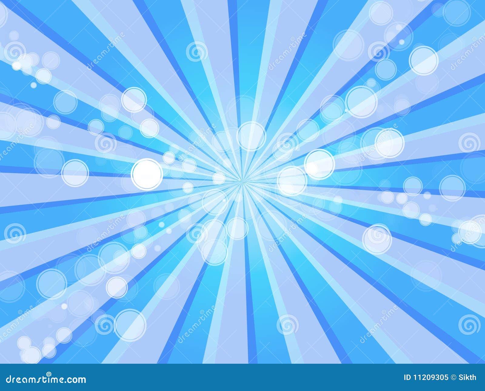 Blue Rays Blue Rays amp Oxygen Bubbles