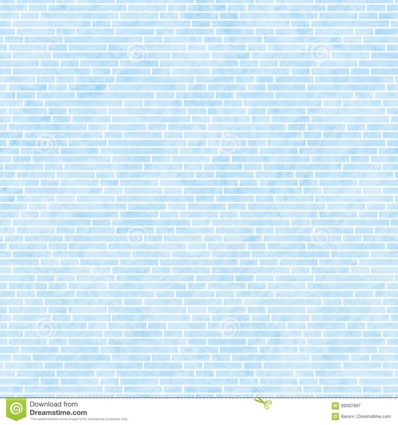 Blue Rectangle Slates Tile Pattern Repeat Background