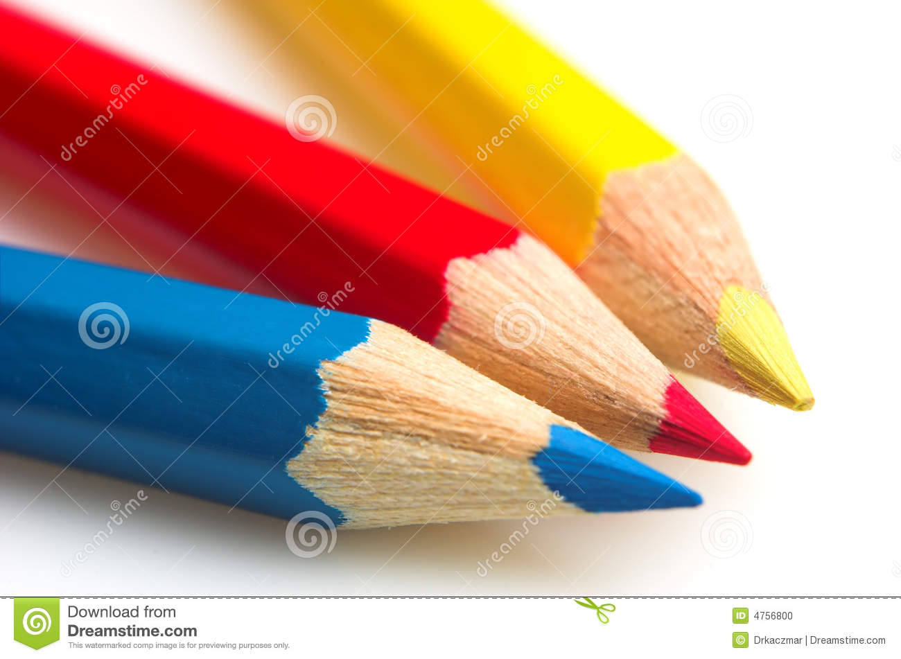 blue red and yellow crayons stock photo image of close yellow 4756800. Black Bedroom Furniture Sets. Home Design Ideas