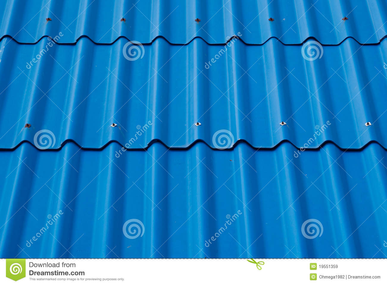 Blue Roof Texture Royalty Free Stock Images Image 19551359
