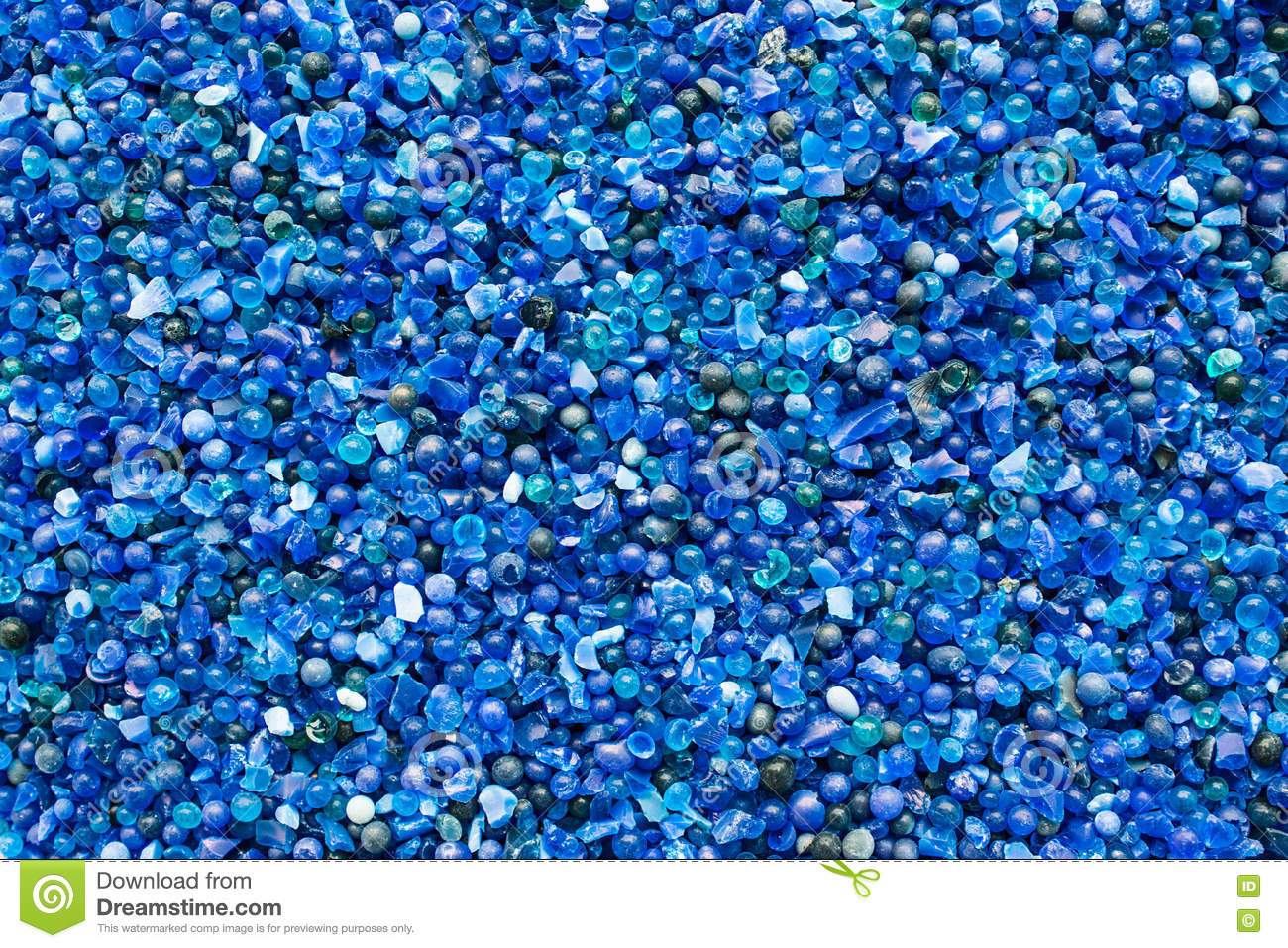 Blue Silica Gel For Background Stock Photo Image Of Chemistry Gell