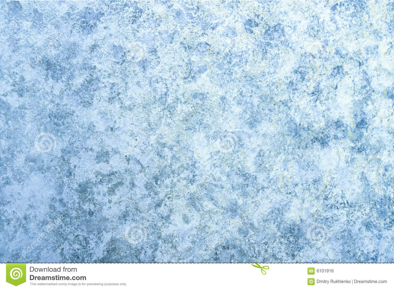 Blue Silver Marble Paper Texture Stock Photo Image Of