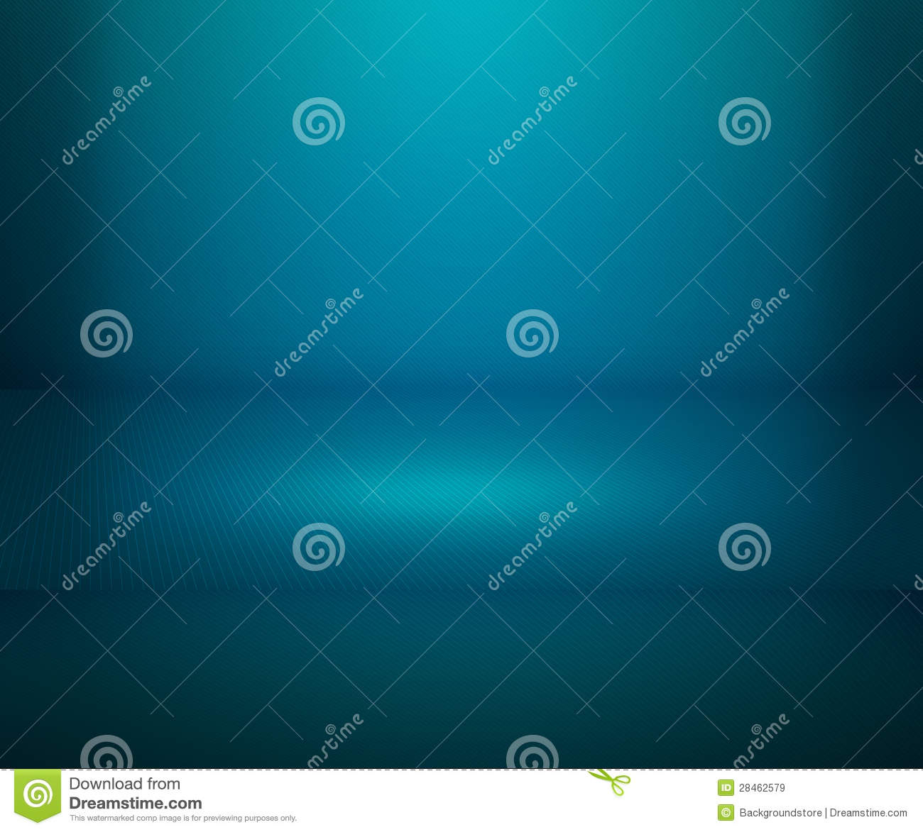 Blue Simple Spotlight Stage Background Royalty Free Stock ...