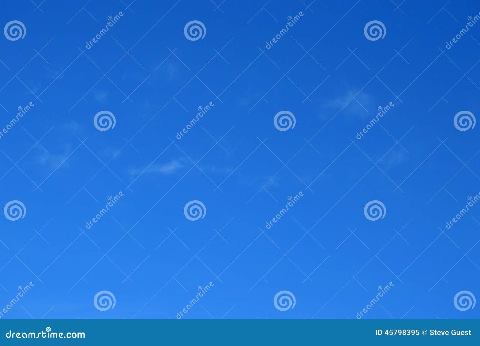A Blue Sky Backing