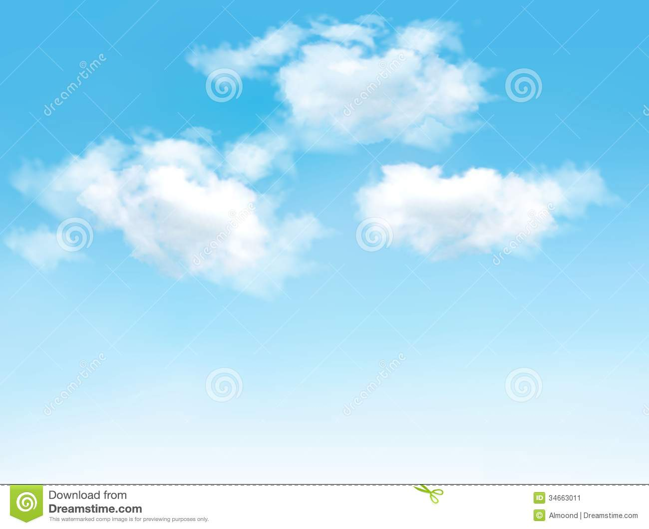 sky blue background vector - photo #38