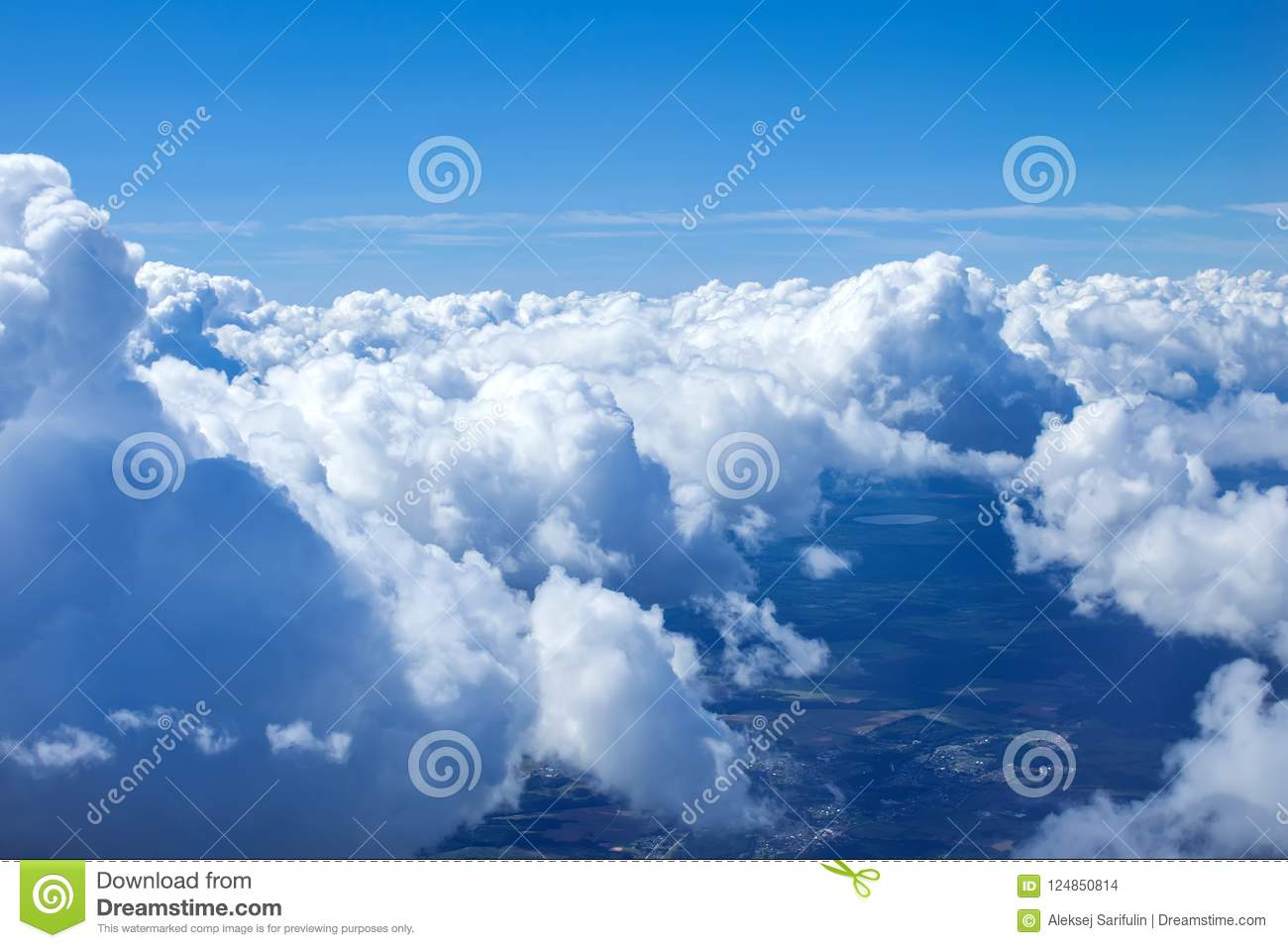 Awe Inspiring Airplain Window Seat View Of Big White Thick Fluffy Clouds Beatyapartments Chair Design Images Beatyapartmentscom
