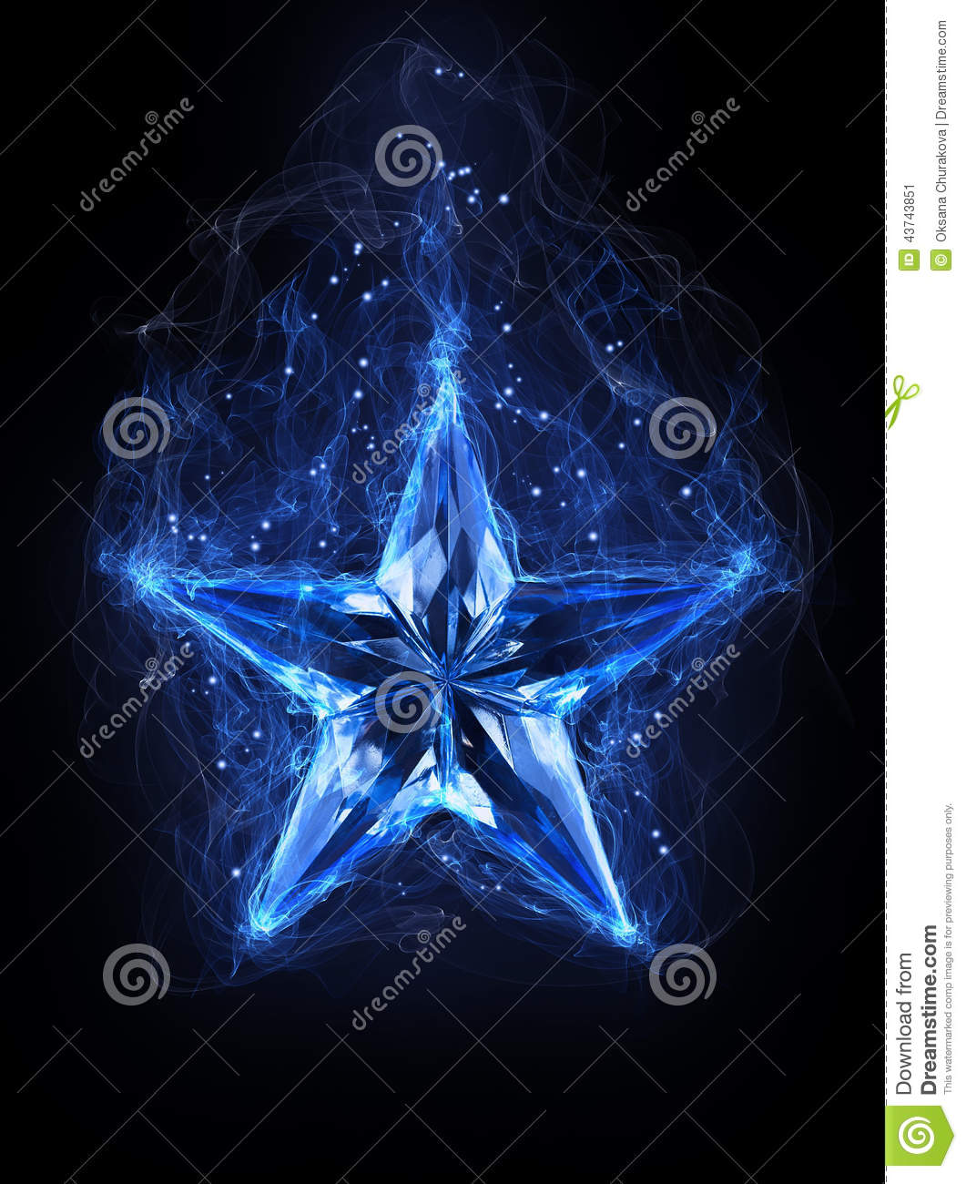 Black And Blue Stars Backgrounds Blue star stock...