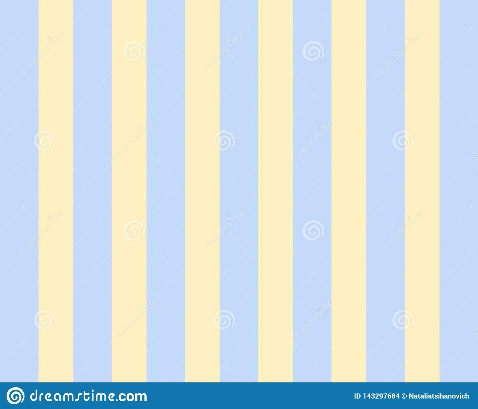 Blue Stripes On Yellow Background. Vertical Pattern In Geometric Style With  Gradient. Stock Vector - Illustration Of Futuristic, Cover: 143297684