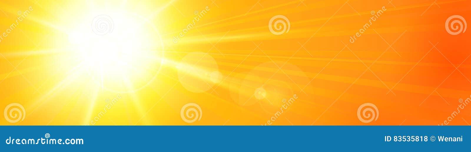 Blue_sunny_sky banerpanoramabakgrund
