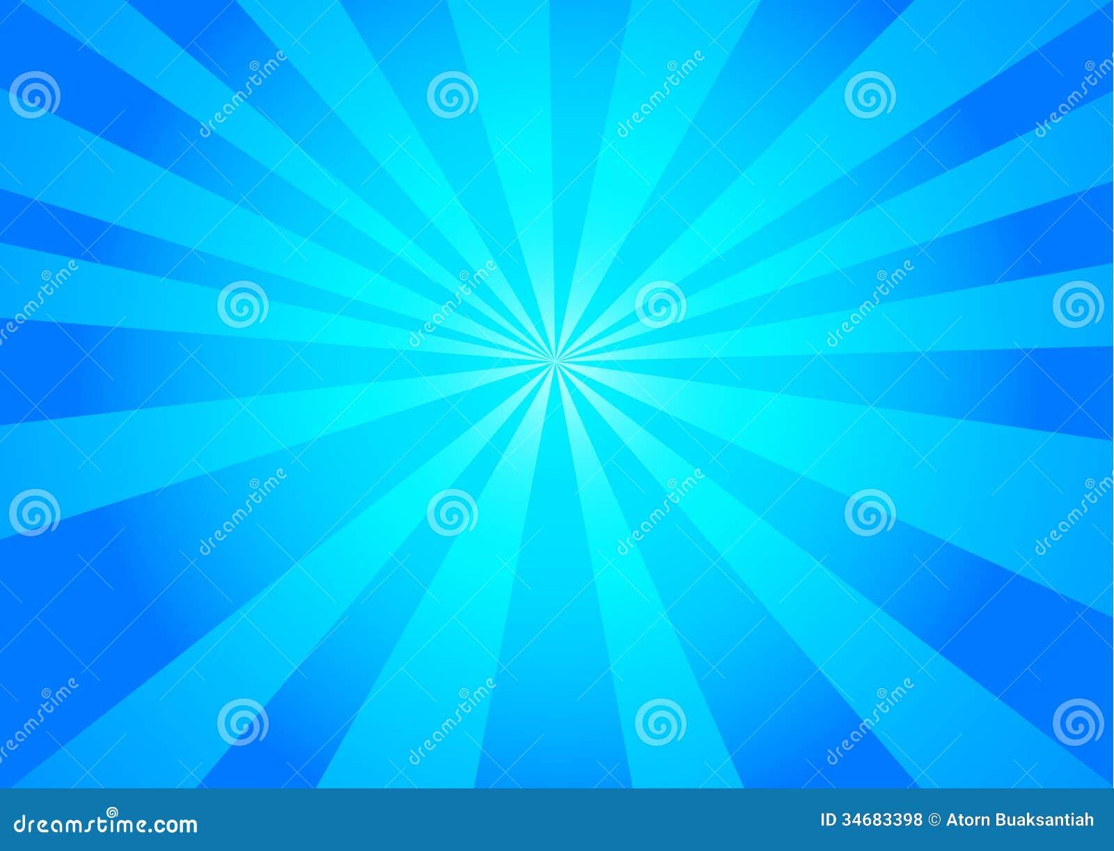 Blue Sunshine Backgrou...