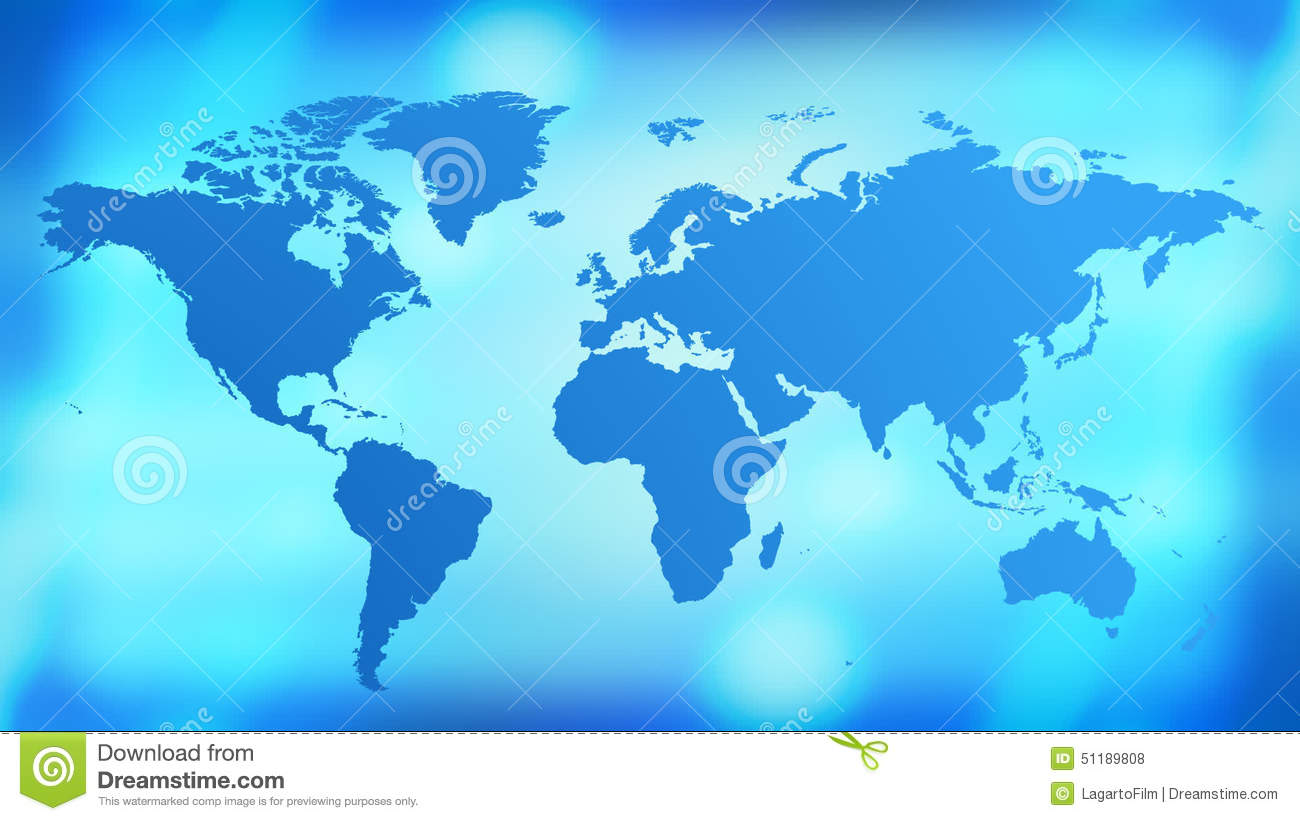 Blue layout futuristic world map background stock video video of blue title world map background stock video gumiabroncs Images