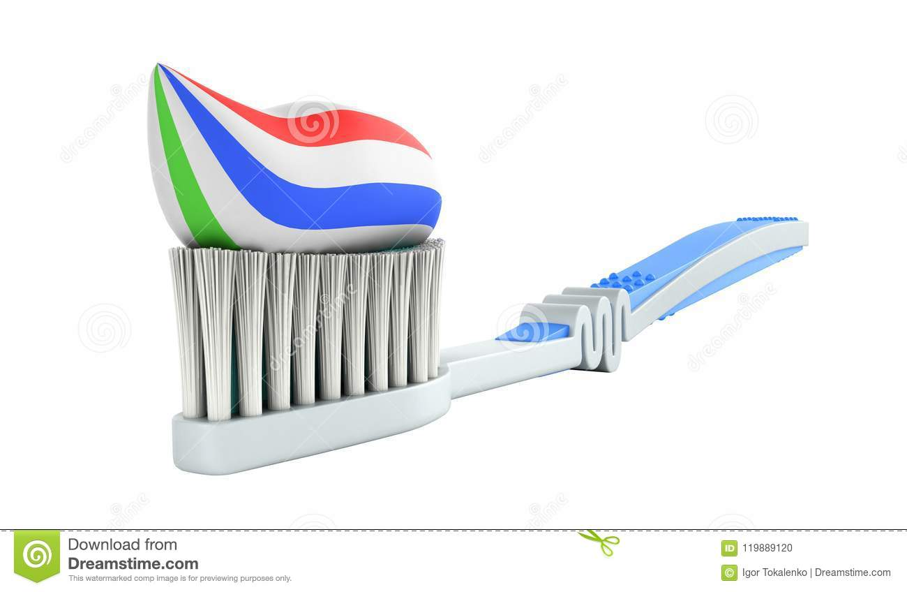 close up toothpaste logo
