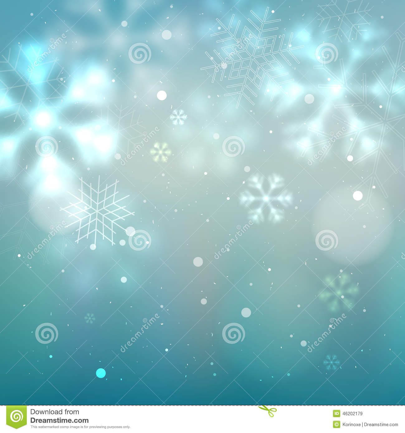 blue and turquoise winter background stock vector image 46202179 blue and turquoise winter background