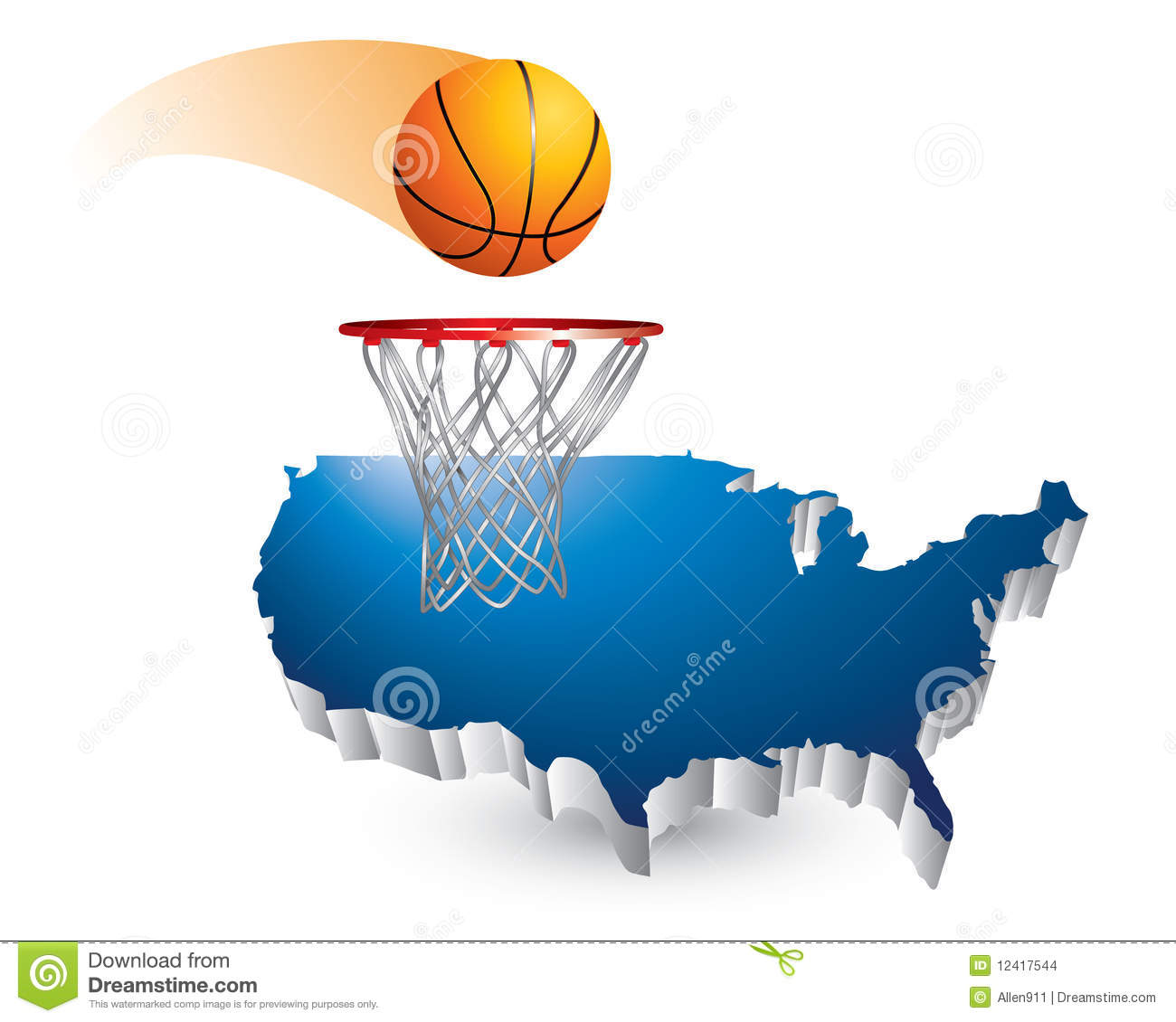 a history of the basketball in the united states Dr james naismith is known world-wide as the inventor of basketball he was born in 1861 in ramsay township, near almonte, ontario, canada the concept of basketball was born from naismith's school days in the area where he played a simple child's game known as duck-on-a-rock outside his one-room schoolhouse.