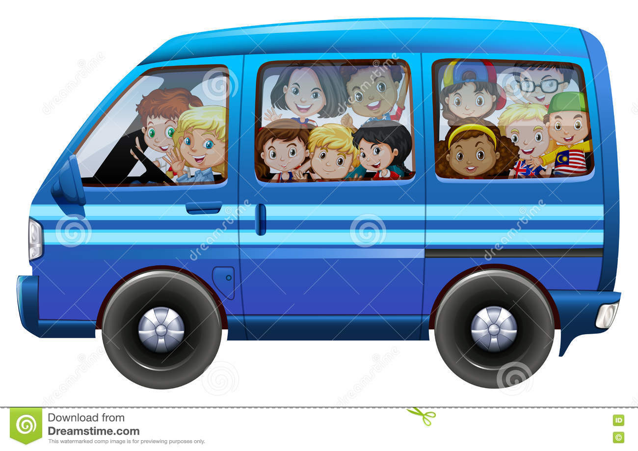 4da0d5aa74 Kids Travel Van Stock Illustrations – 204 Kids Travel Van Stock  Illustrations