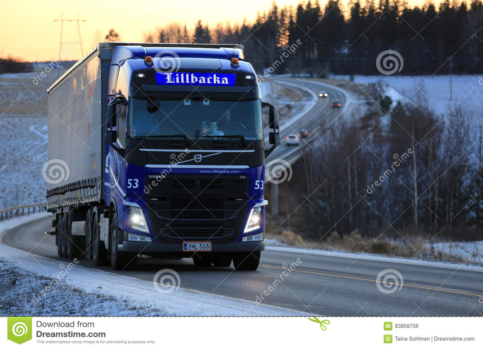 Lillbacka Logistics