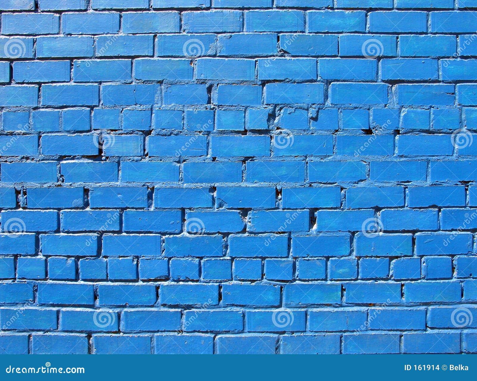 blue wall stock photo image of color bricks colour blue 161914