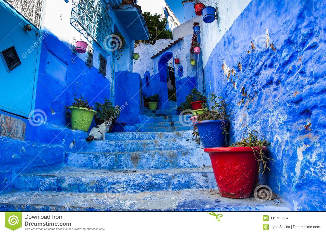 Bright pictures of colorful Morocco 22