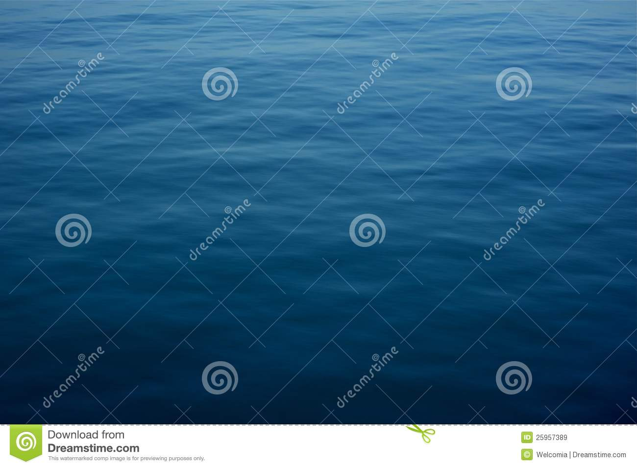Blue Water Surface Royalty Free Stock Images - Image: 25957389