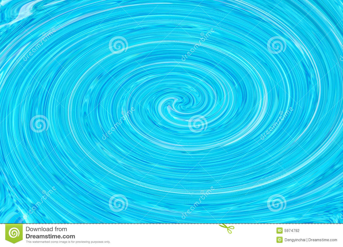 The Blue Water Whirlpool S Background Stock Photo - Image of ...