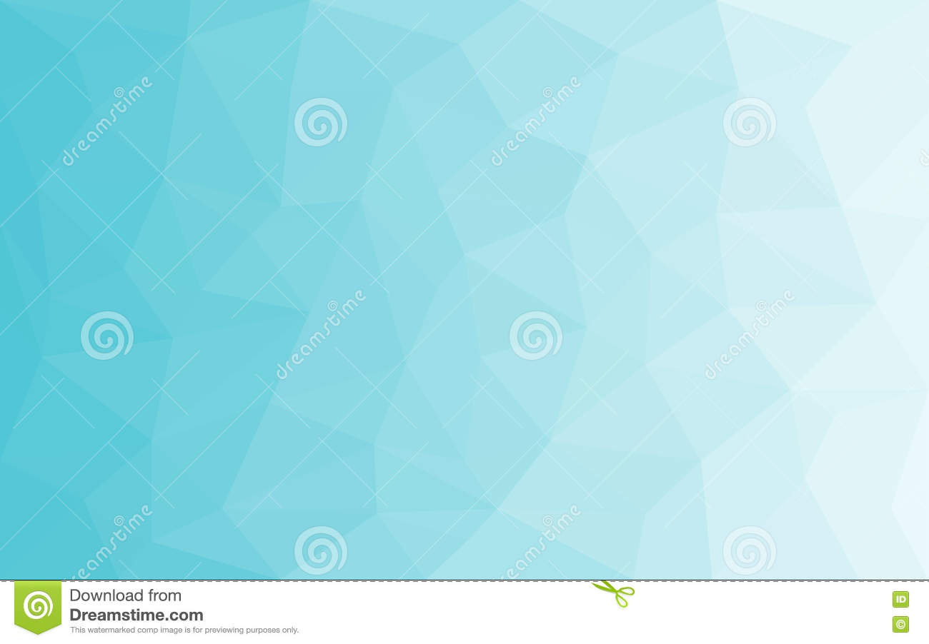 Blue White Light Polygonal Background, Vector illustration, Business Design Templates frozen background winter