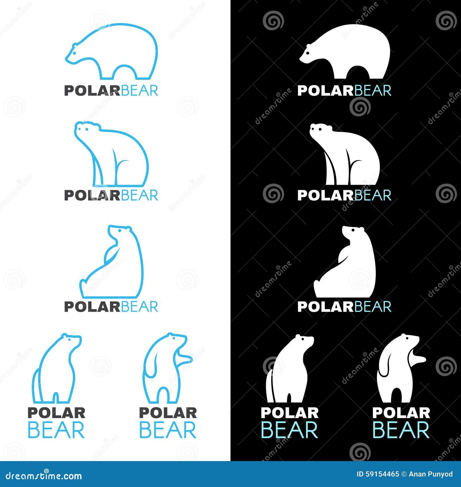 Polar Bear Graphic Design