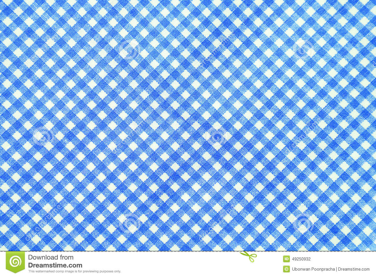 Blue tablecloth background - Background Blue Tablecloth