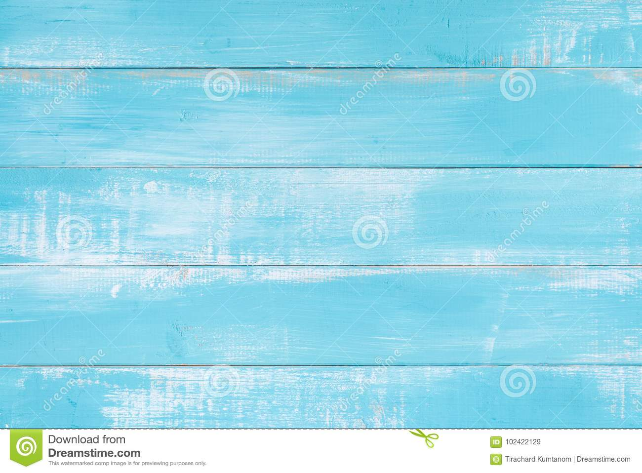 Blue wood texture background surface with old natural pattern or old wood texture table top view.