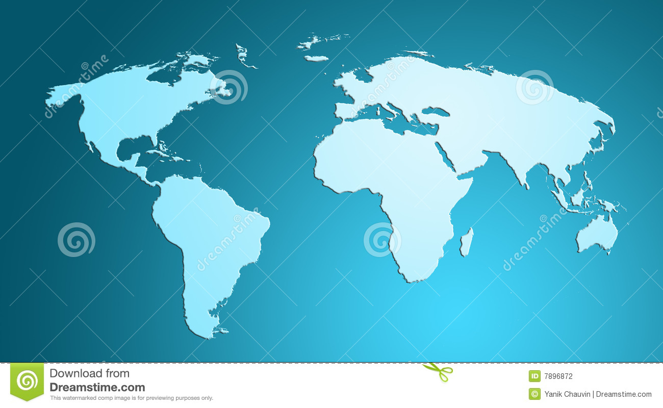 Blue world map stock photo image of geography black 1809588 blue world map stock photography gumiabroncs Choice Image